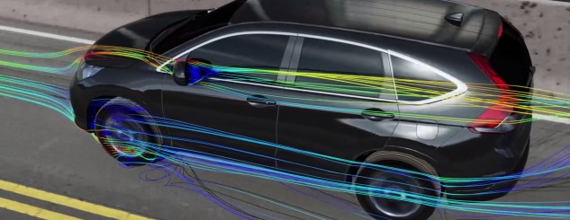Honda CR-V: Thermal management technologies for a complete vehicle